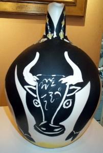 Picasso bull 3