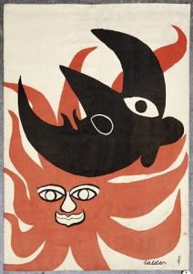 Calder Aubusson Tapestry