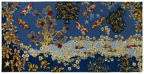 Lurcat Aubusson Tapestry