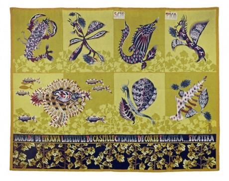Lurcat Tapestry