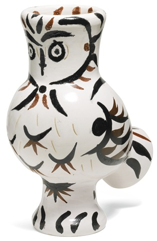 Madoura Picasso Owl | Charles Mathes - Value & Thought