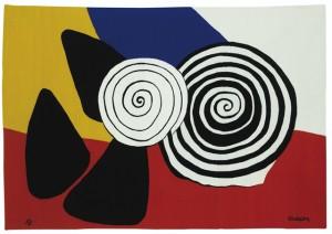 Calder Tapestry