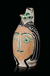 Femme du Barbu (the Bearded Man's Wife) AR 193, an edition of 500