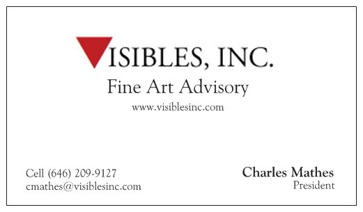 visiblesincfineart