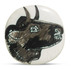EDITION PICASSO Bull's Profiles rarely sell for more than $6000.